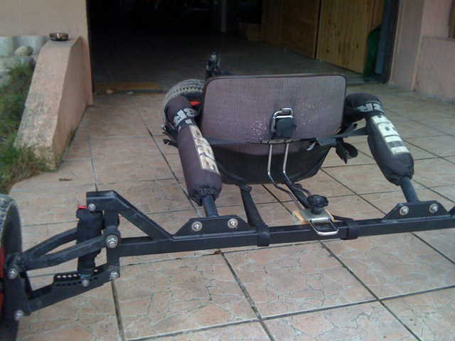 Transformation buggy. Photo110