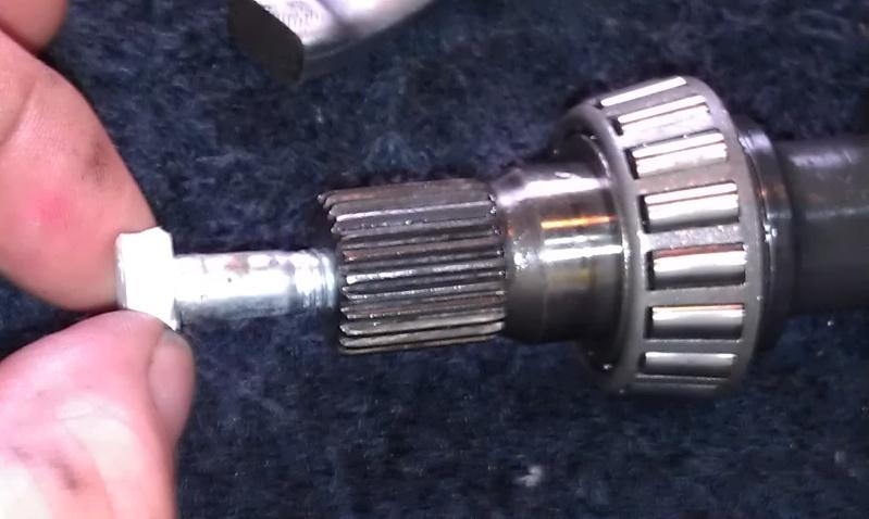Gearbox Bummer. Rebuild/Overhaul 110