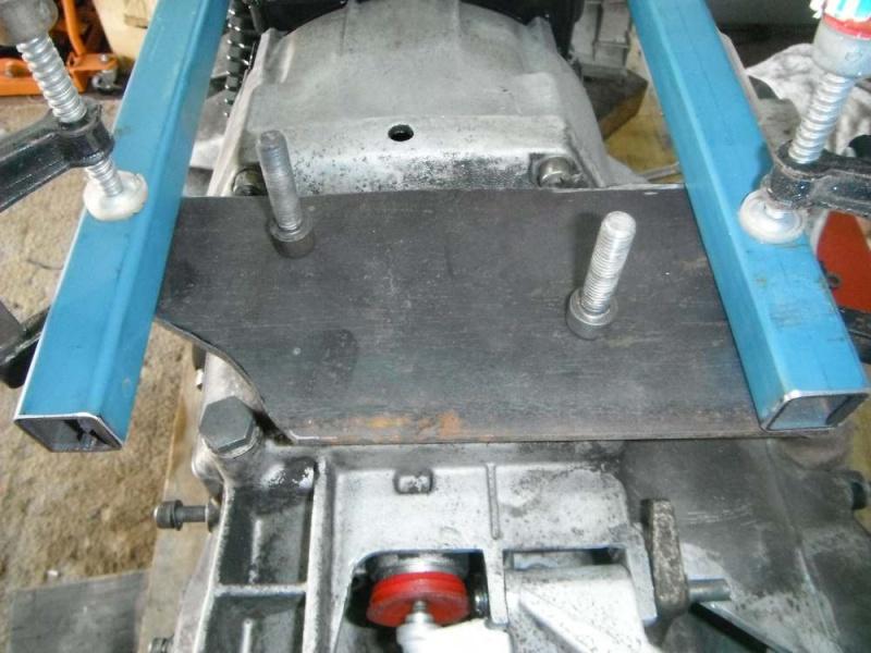 Sub-frame for the 84 model and DJP Resize84