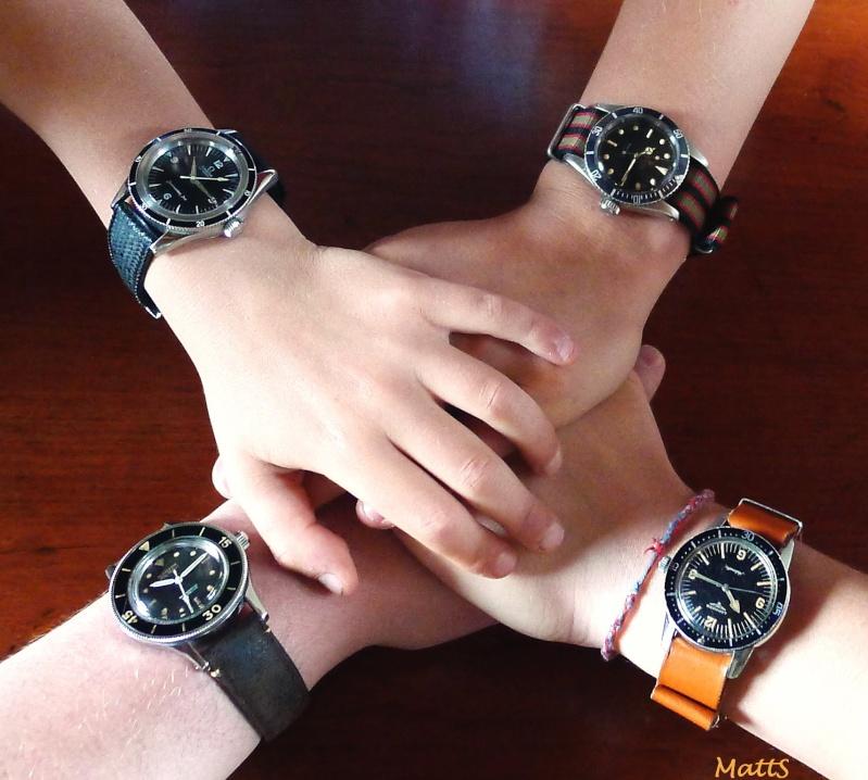 Votre montre sur le poignet d'un autre ... Fetede10