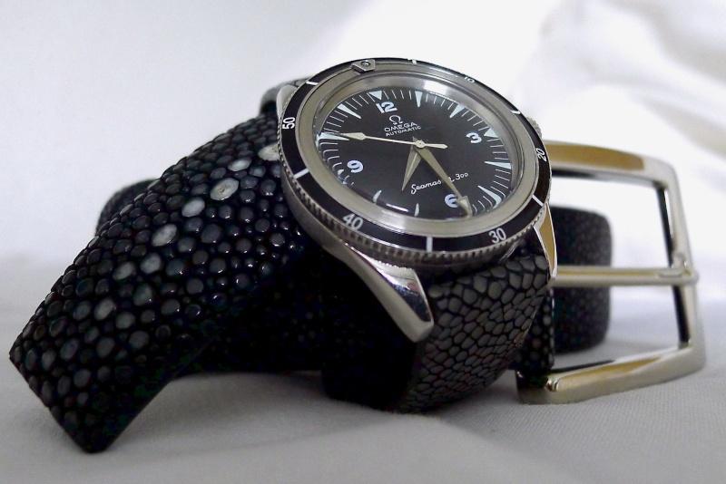 Reverso Grande GMT sur galuchat caviar Sm300g10