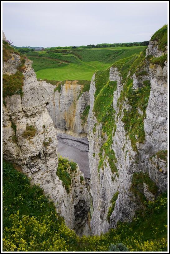 Sortie en Normandie avec des falaises, la mer, les vaches .... - Page 17 Fail10