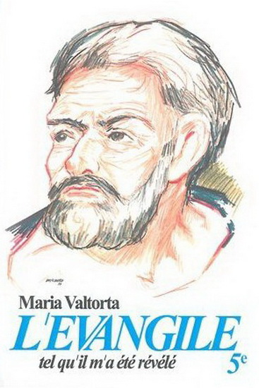 """Pages de titre des 10 volumes de l'Oeuvre de Maria Valtorta, """"L'Évangile tel qu'il m'a été révélé"""" ! 10455110"""