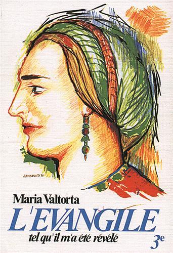 """Pages de titre des 10 volumes de l'Oeuvre de Maria Valtorta, """"L'Évangile tel qu'il m'a été révélé"""" ! I-gran14"""