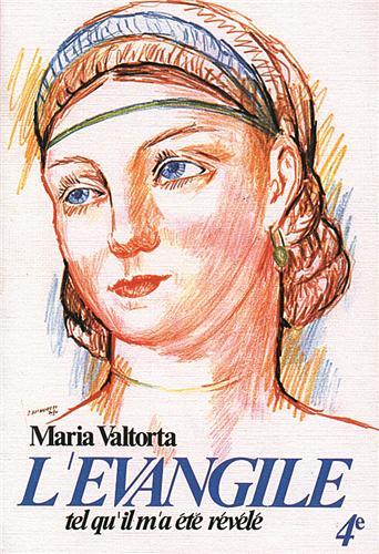 """Pages de titre des 10 volumes de l'Oeuvre de Maria Valtorta, """"L'Évangile tel qu'il m'a été révélé"""" ! I-gran15"""