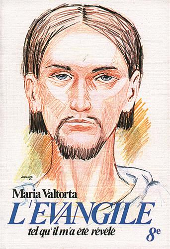 """Pages de titre des 10 volumes de l'Oeuvre de Maria Valtorta, """"L'Évangile tel qu'il m'a été révélé"""" ! I-gran16"""