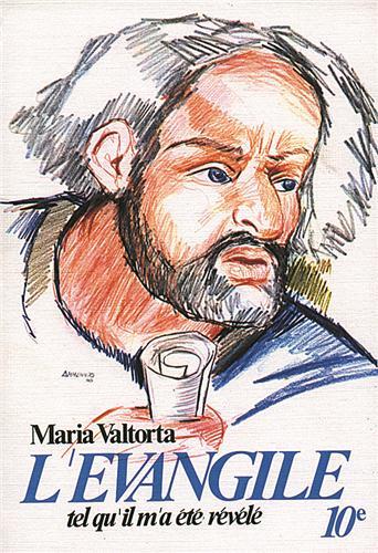 """Pages de titre des 10 volumes de l'Oeuvre de Maria Valtorta, """"L'Évangile tel qu'il m'a été révélé"""" ! I-gran18"""