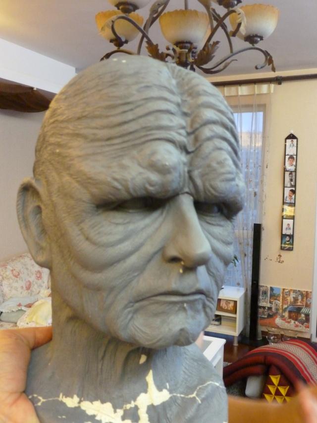 La tête de Darth Sidious Ep 3 P1000610