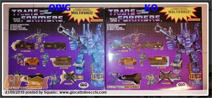 Transformers G1 KO, comment ne pas se faire avoir Multif10