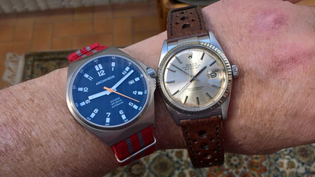 Archimede Outdoor, une montre réalisée à la demande Wp_20111