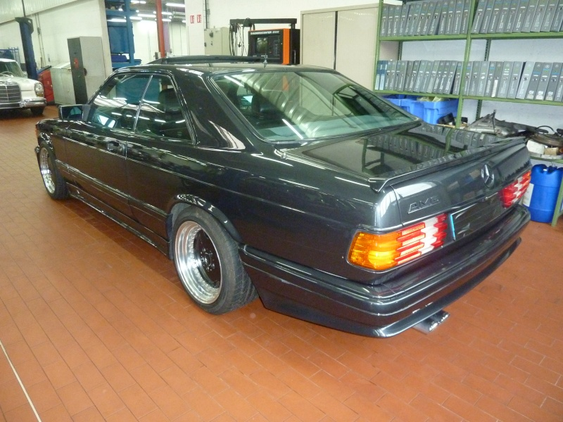 """Le 5/112011 après-midi """"Mercedes-Benz Passion au centre Technique MB de Stains - Page 2 P1040120"""