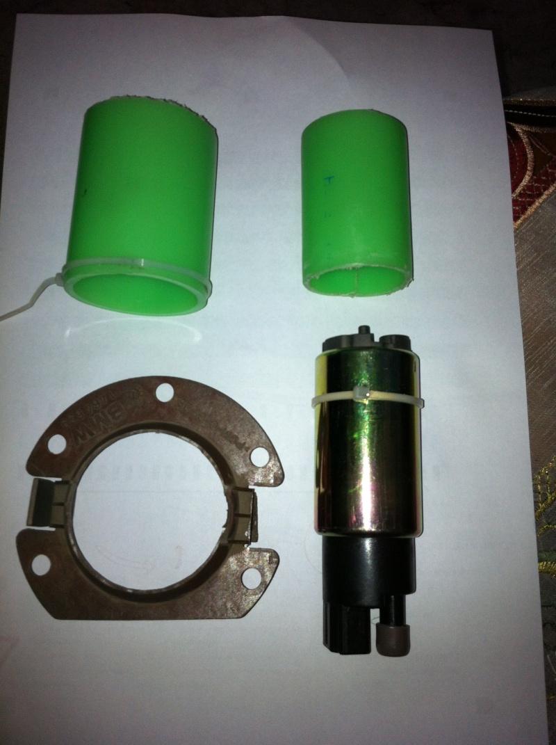 Hot fuel pump 00210