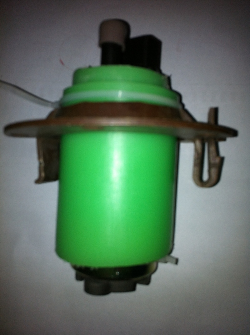 Hot fuel pump 00410