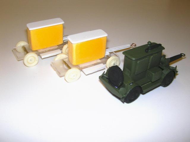Pumpaggregat TOF-72 und andere Spezialanhängsel Asd-2011