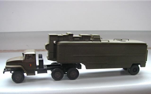 Führungsfahrzeuge - Seite 2 Ural3710