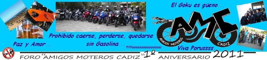 AMC Amigos Moteros Cadiz AMC