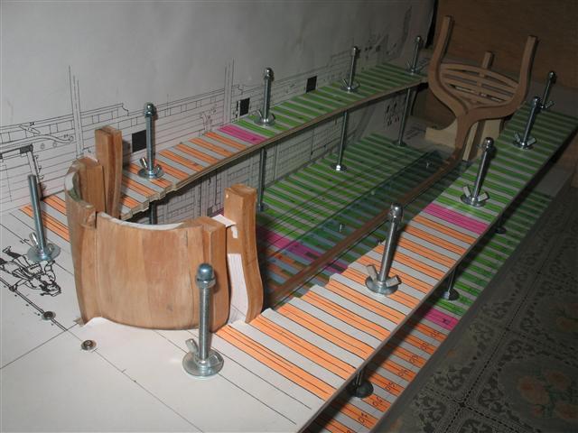 La Belle 1684 scala 1/24  piani ANCRE cantiere di grisuzone  Img_5020