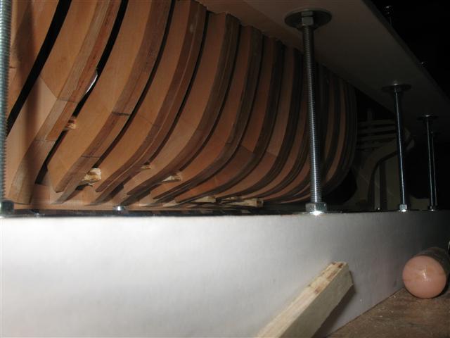 La Belle 1684 scala 1/24  piani ANCRE cantiere di grisuzone  Img_5121