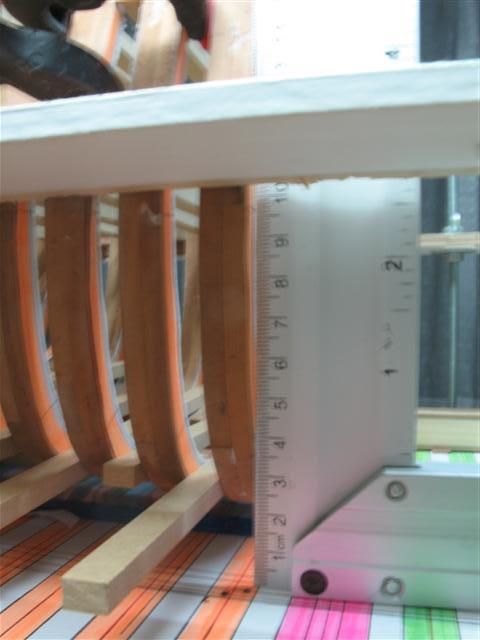 La Belle 1684 scala 1/24  piani ANCRE cantiere di grisuzone  Img_5314