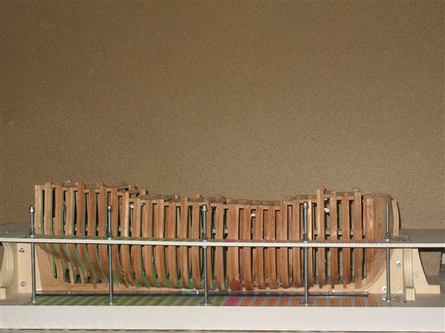 La Belle 1684 scala 1/24  piani ANCRE cantiere di grisuzone  Img_5410