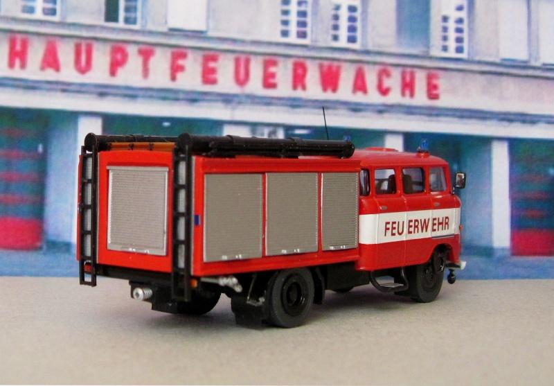 W50 - Lösch- und Sonderfahrzeuge aus Friedrichs Vitrine 210