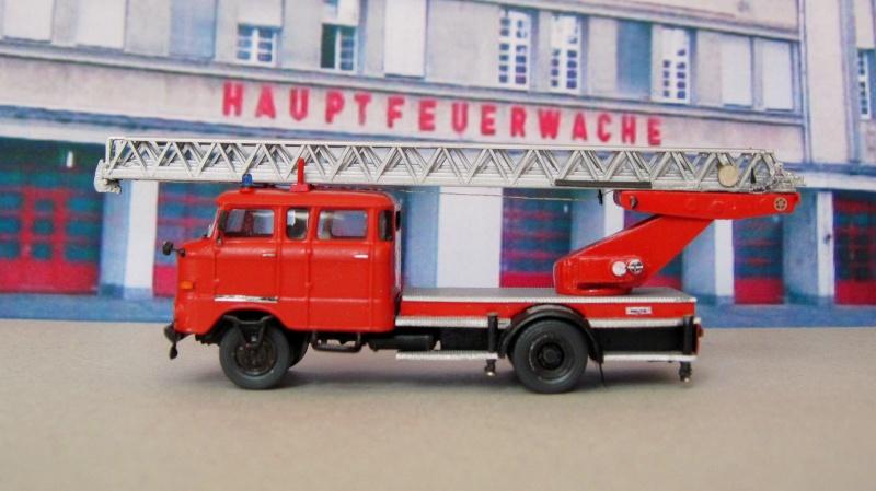 W50 - Lösch- und Sonderfahrzeuge aus Friedrichs Vitrine 510