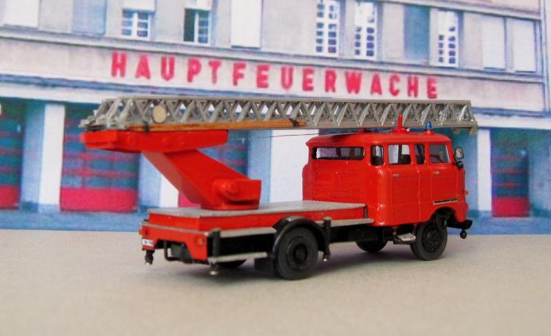 W50 - Lösch- und Sonderfahrzeuge aus Friedrichs Vitrine 610