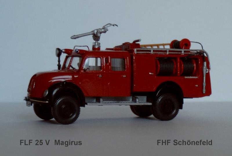 FLF 25 Flughafenfeuerwehr Berlin-Schönefeld Magiru10