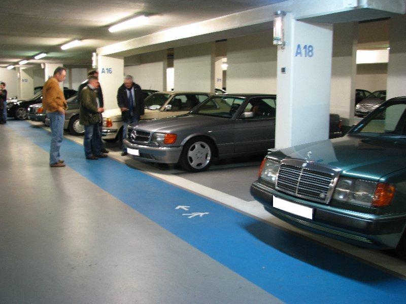 Rencontre au Mercedes-Benz Center de Rueil-Malmaison le 11 mars 2012. Img_4718