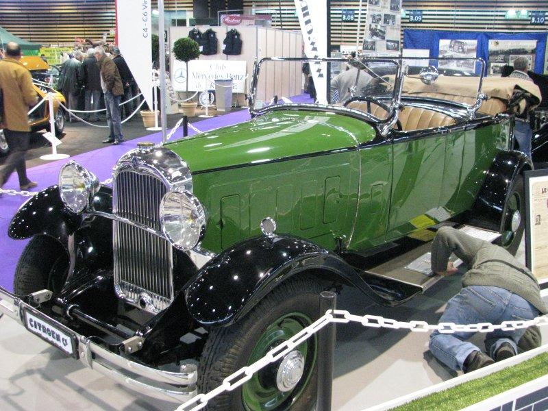 Epoq'Auto 2012 Img_7423