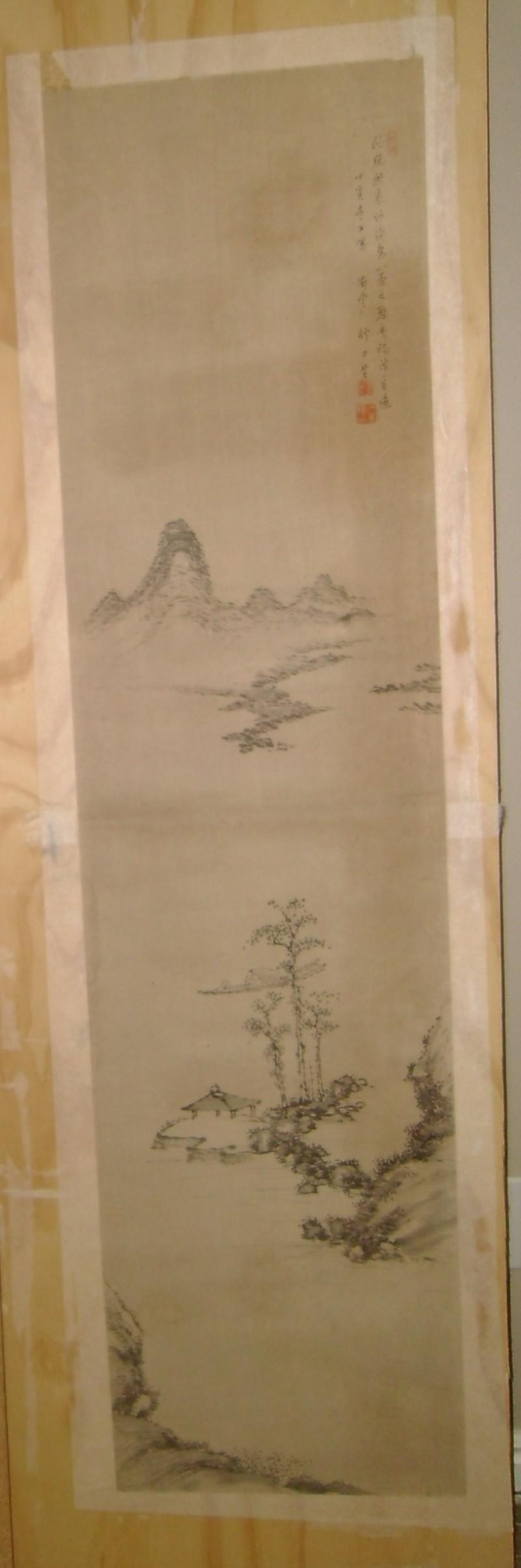 Wall scroll remount 1 & 2 Caoaau10