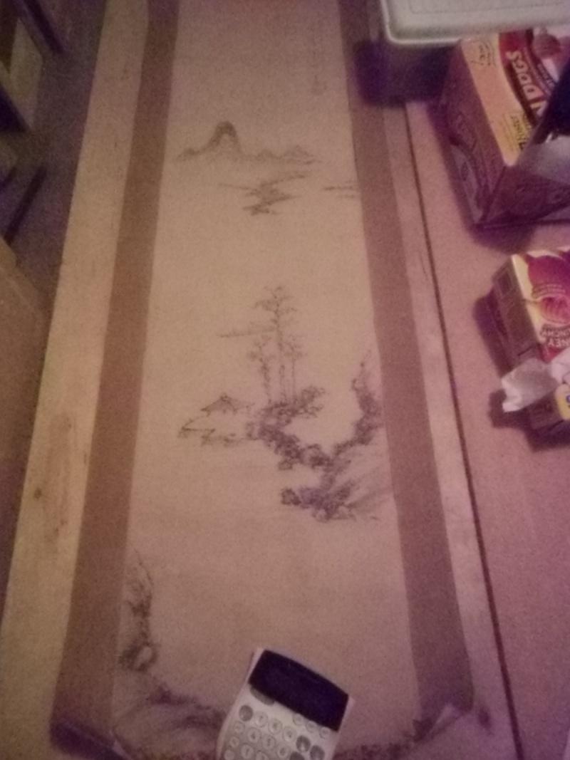Wall scroll remount 1 & 2 Shihon10