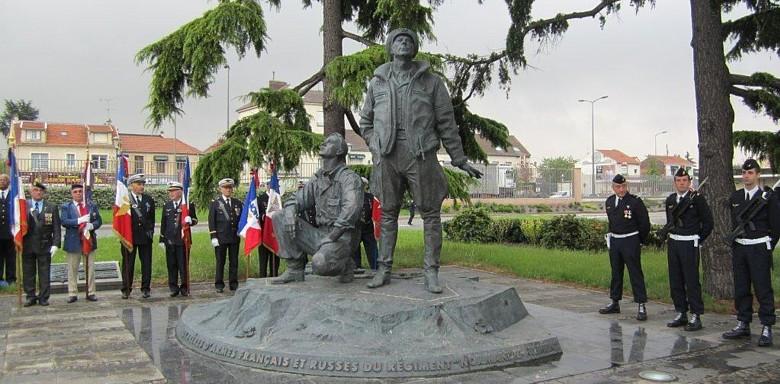 70ème anniversaire de l'arrivée du Normandie en URSS 0010
