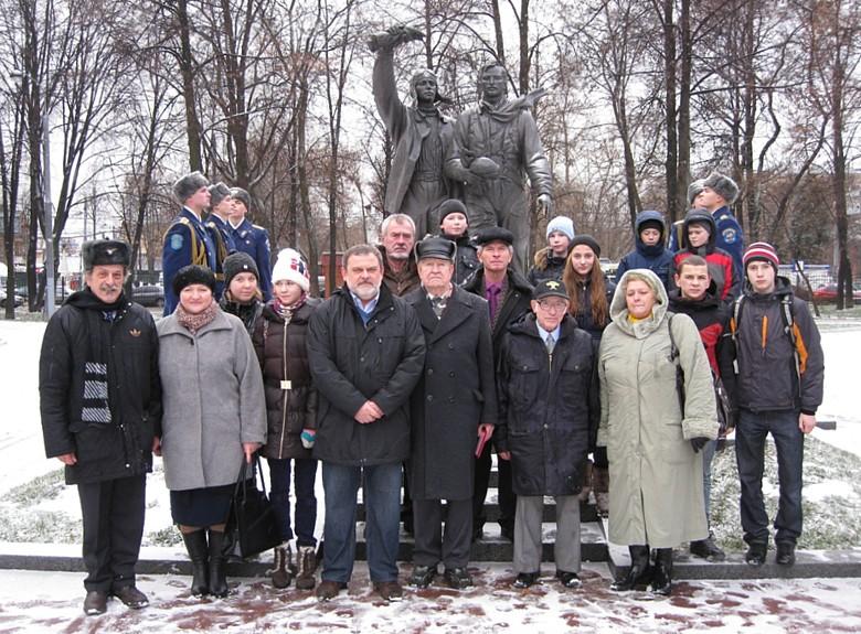 Moscou - 79ème Anniversaire de l'arrivée des français 0110