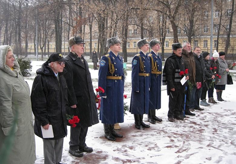 Moscou - 79ème Anniversaire de l'arrivée des français 0210