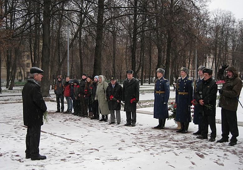Moscou - 79ème Anniversaire de l'arrivée des français 0310