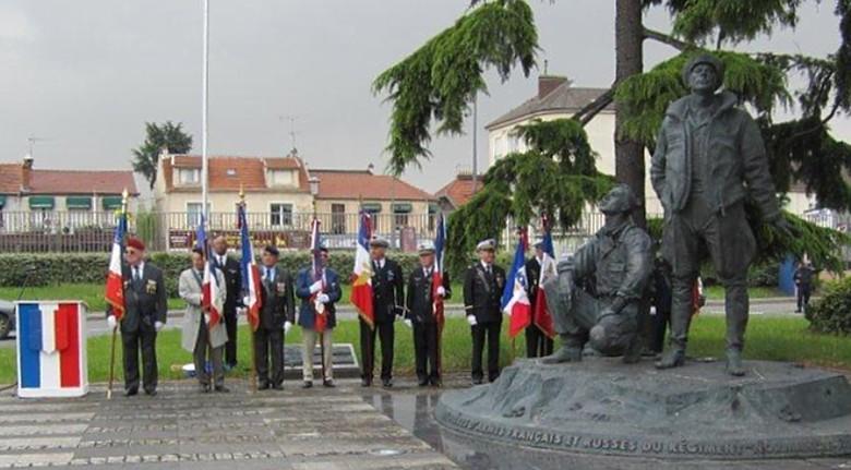 70ème anniversaire de l'arrivée du Normandie en URSS 0411