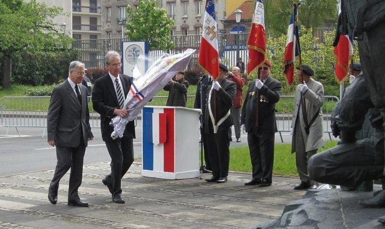 70ème anniversaire de l'arrivée du Normandie en URSS 0510