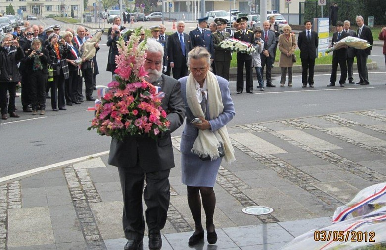 70ème anniversaire de l'arrivée du Normandie en URSS 0611