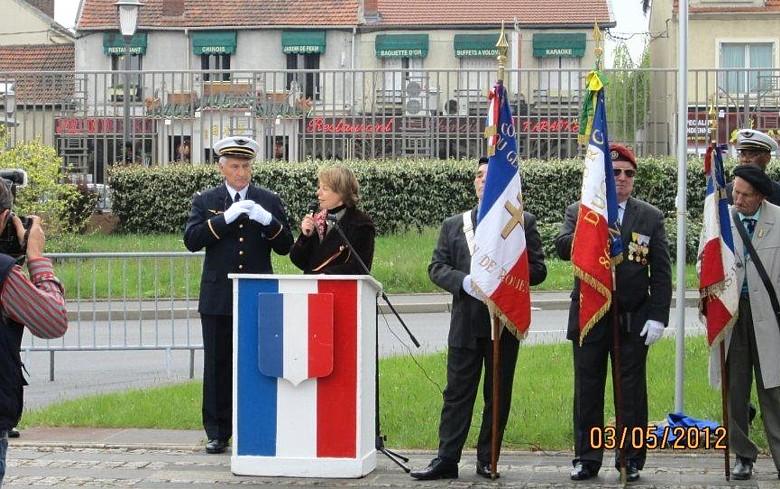 70ème anniversaire de l'arrivée du Normandie en URSS 0812