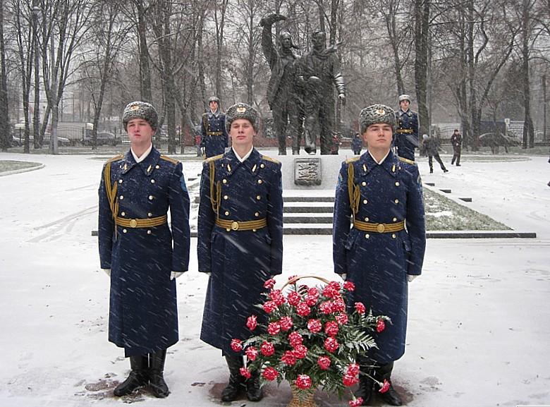 Moscou - 79ème Anniversaire de l'arrivée des français 0910
