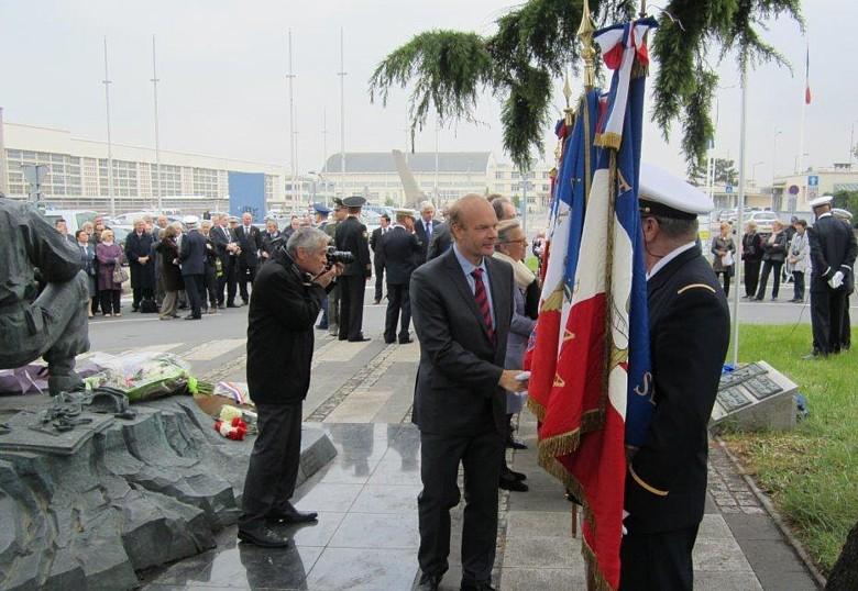 70ème anniversaire de l'arrivée du Normandie en URSS 1111