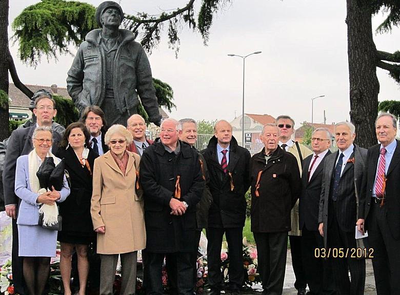 70ème anniversaire de l'arrivée du Normandie en URSS 1211
