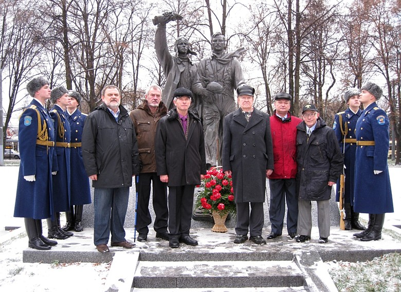 Moscou - 79ème Anniversaire de l'arrivée des français 1410