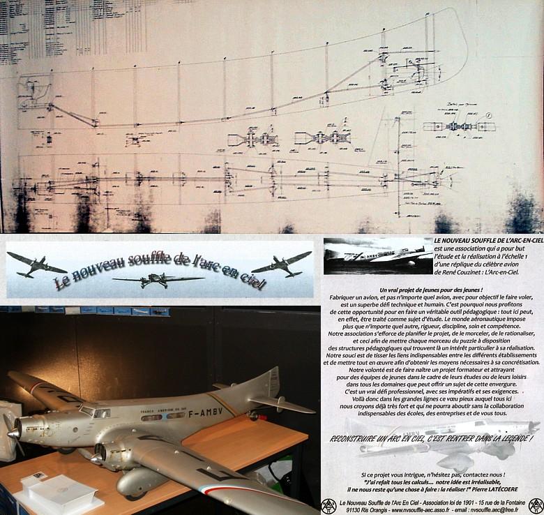 Carrefour de l'Air 2012 au Musée de l'Air + Espace Arc-en10