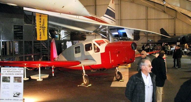Carrefour de l'Air 2012 au Musée de l'Air + Espace Car110