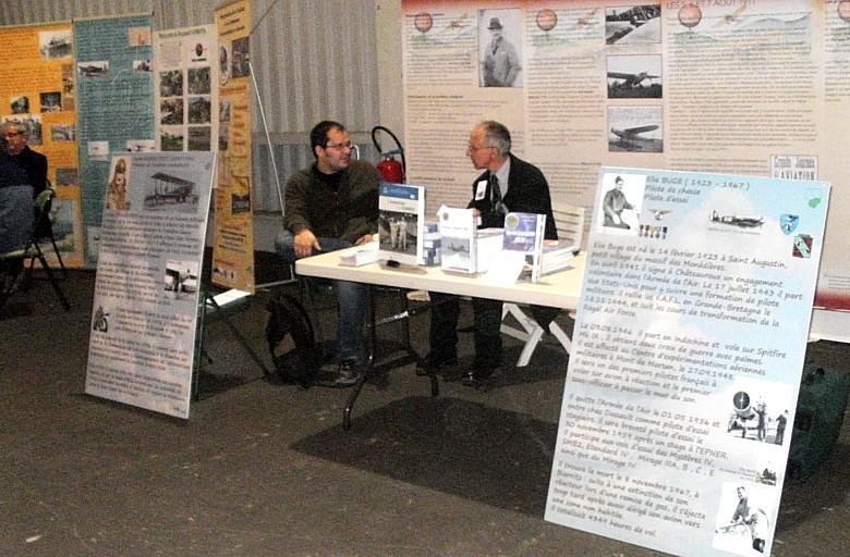 Carrefour de l'Air 2012 au Musée de l'Air + Espace Car710