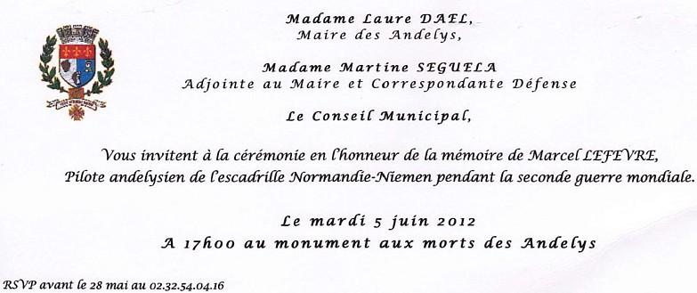 Cérémonie le 5 Juin 2012 aux Andelys Nn-lef10