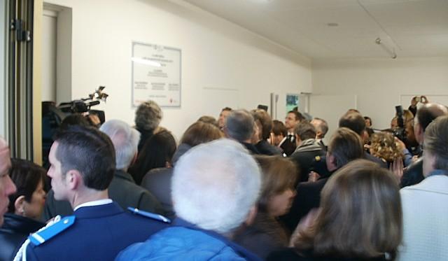 Exposition, Conférence et Inauguration au Pecq (78) en 2011 Nnpecq11