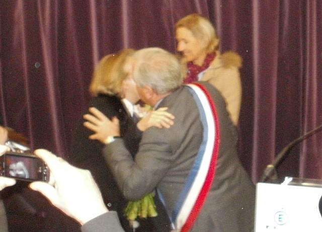 Exposition, Conférence et Inauguration au Pecq (78) en 2011 Nnpecq14